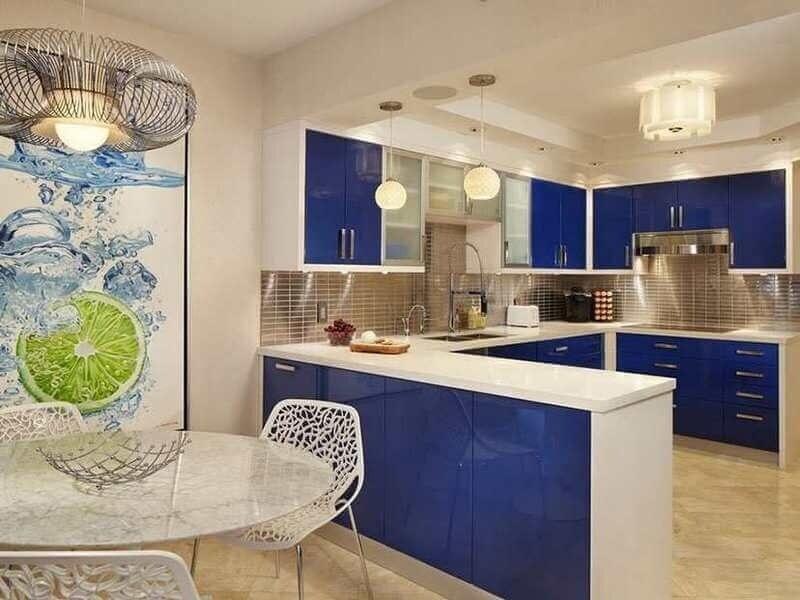 Выбор дизайн кухни