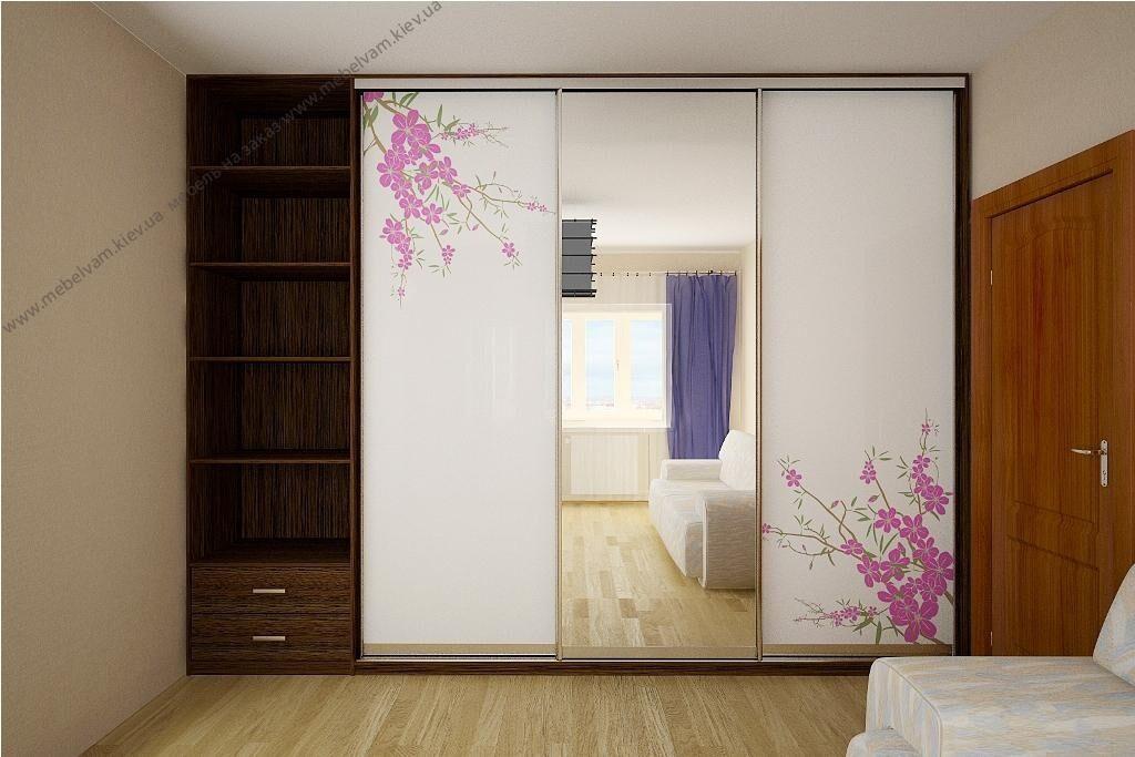 Шкафы купе в комнату