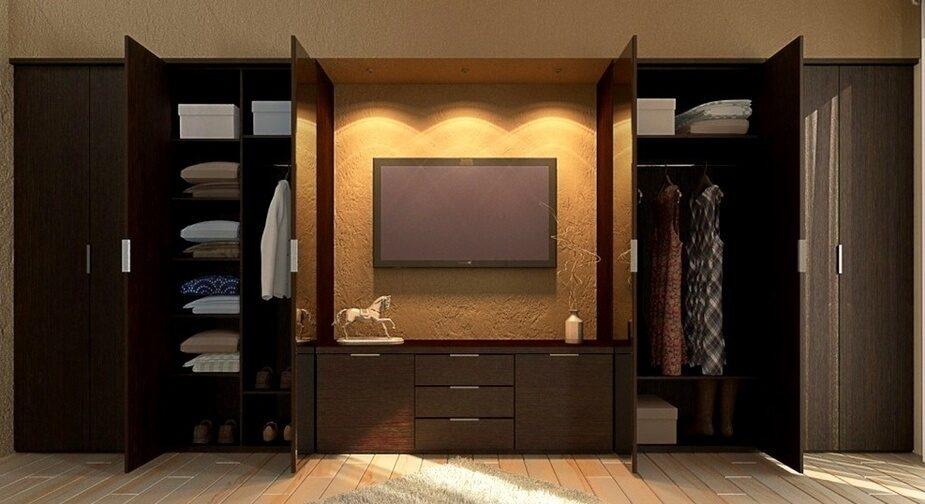 Мебель дизайн стенки и шкаф-купе