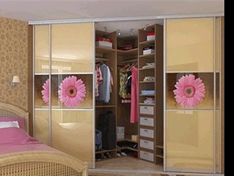 Встроенный шкаф купе своими руками для спальни