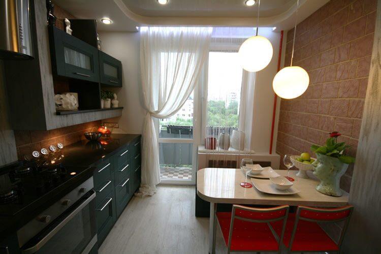 Интерьеры кухни 11 кв м фото