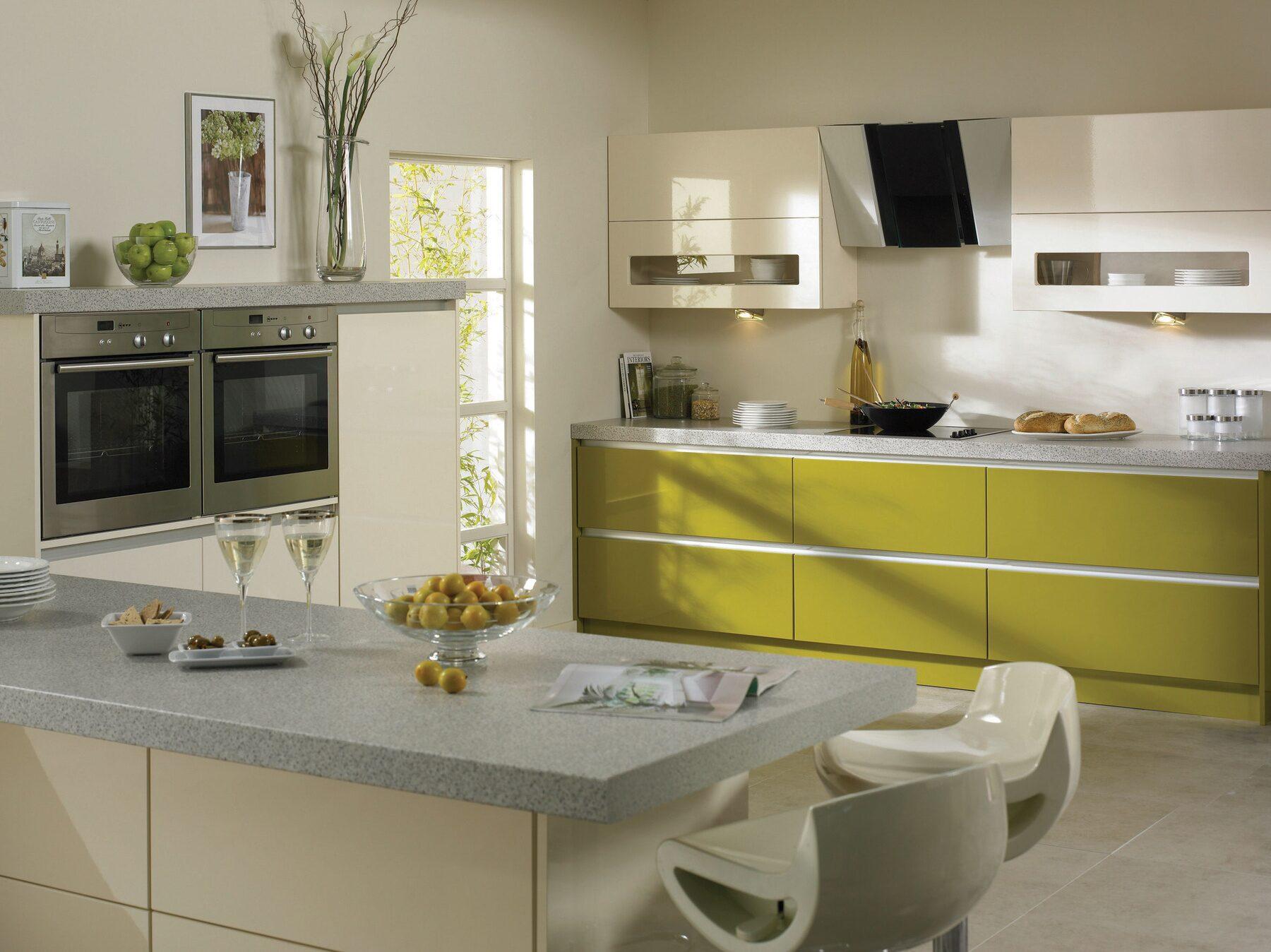 Кухни модульные от компании Мебельная фабрика ОЛИВА