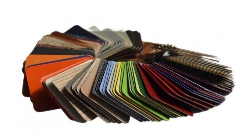 Пластик для мебели производители