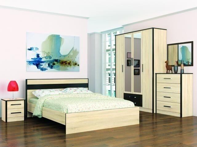 Спальня «Лирика» (Комплектация 1).