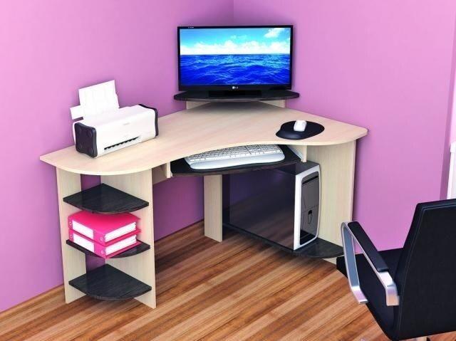 Стол компьютерный «Грета-5»