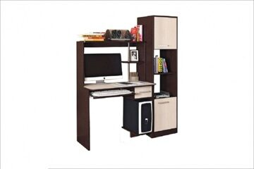 Компьютерный стол Дебют с пеналом. 2