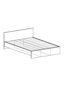 Кровать КР 555