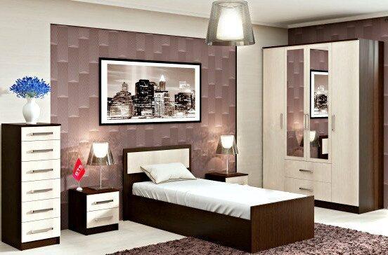Спальня Фиеста (Композиция 2)