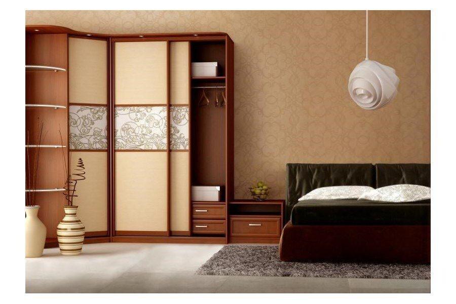 Шкафы купе фото дизайн в спальню, рекомендации по выбору.