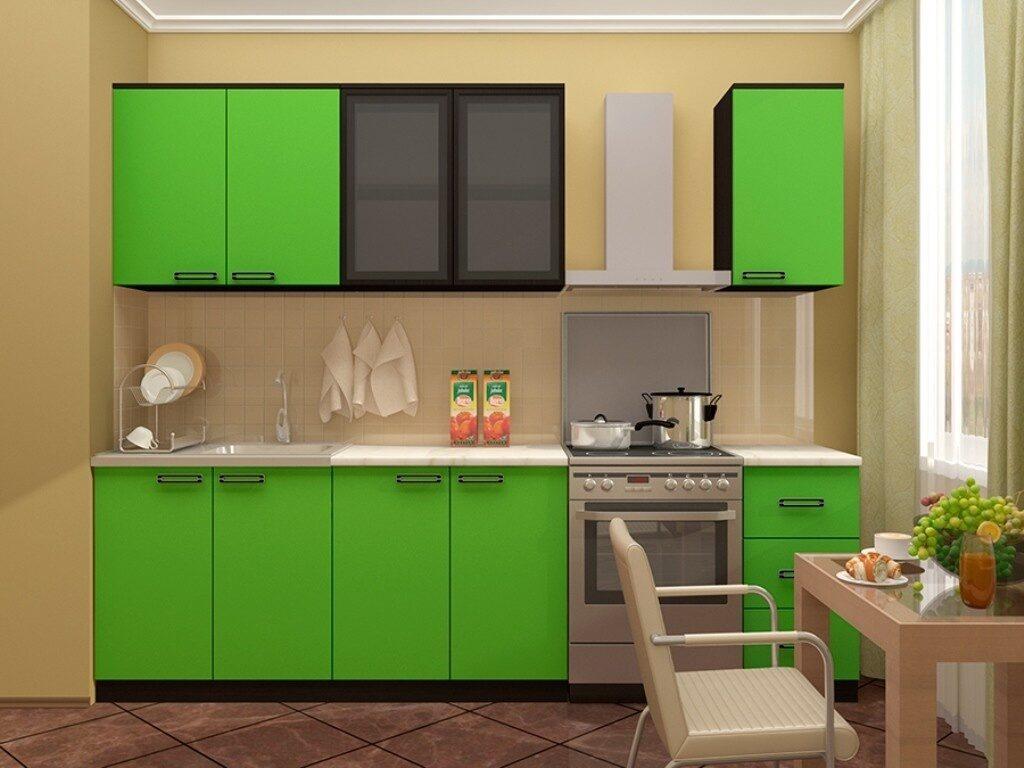 Картинки кухни прямые