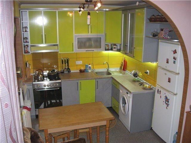 Кухня 7 кв м (36) представляем фото кухни 7 кв м на заказ.