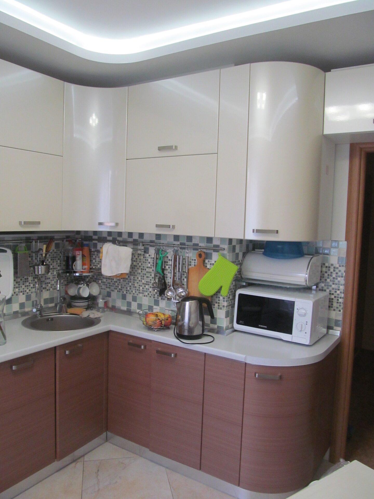 ремонт кухни дизайн фото реальные 7 кв.м