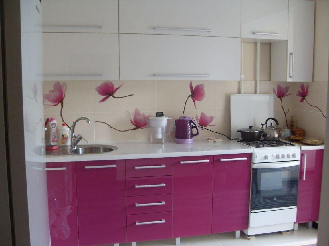 143 серия квартира кухня